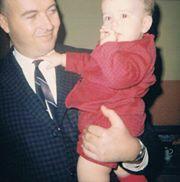 Dad & Me Circa 1967