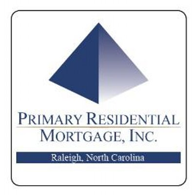 Primary Residential Mortgage of Raleigh